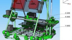 Build your own 3D printer