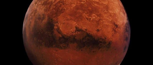 3D printers will colonise Mars