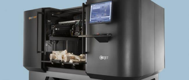 Polyjet printers