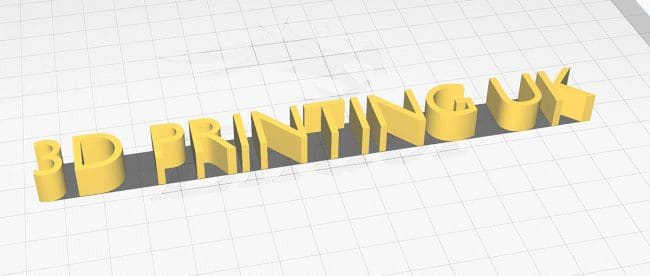 Slicing software