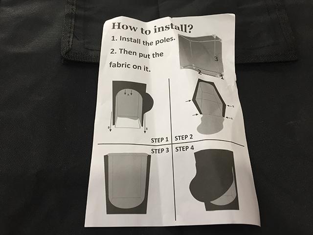 Ender 3d printer enclosure instructions