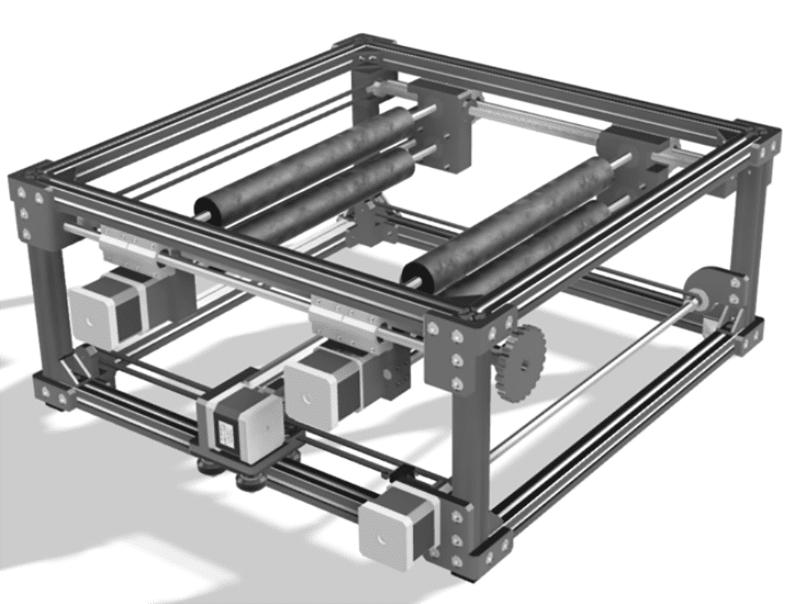 Prototype 3D Printer