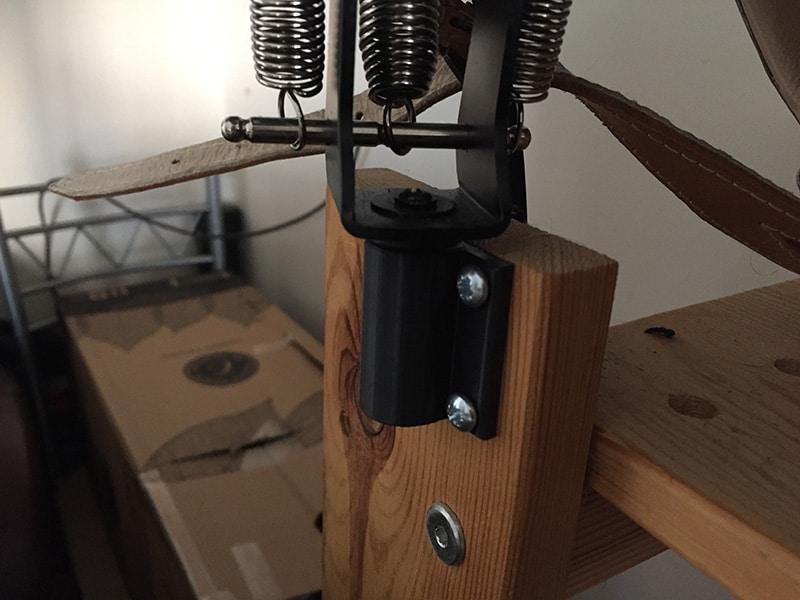 3D printed lamp holder