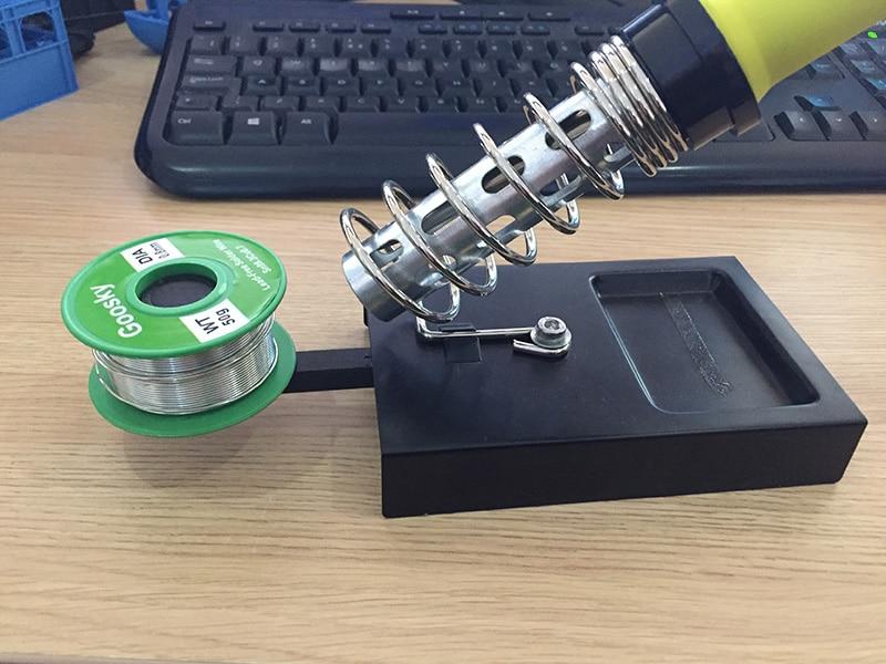 3D Printed Solder Holder